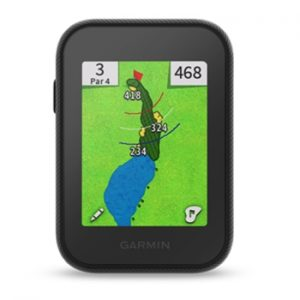 Compact Golf GPS Packed full of Information