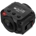 Waterproof and Durable 360-Degree Action Camera