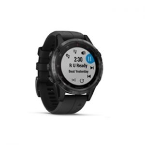 Garmin fenix 5s Plus Sapphire GPS Black Watch