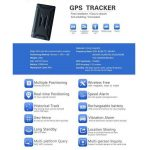 4G GPS Tracker Waterproof Vehicle Car Yacht Powerful Magnet Live Tracking Device